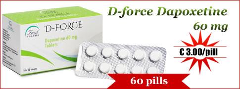 D-force 60mg